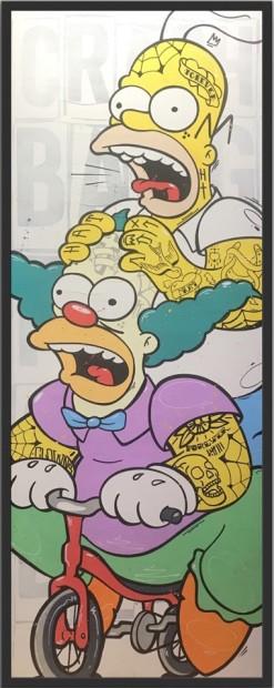 Opake One, Krusty & Homer, 2021