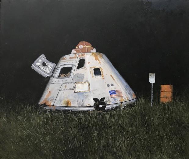 Daniel Blagg, Lost In Space, 2020