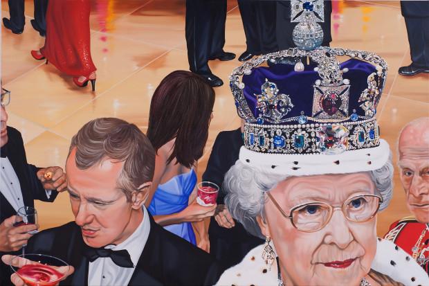 Nancy Lamb, Royal Crown Neat, 2012