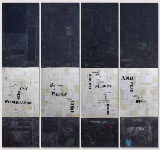 Glen Gauthier, Fragmented Lament, 2020