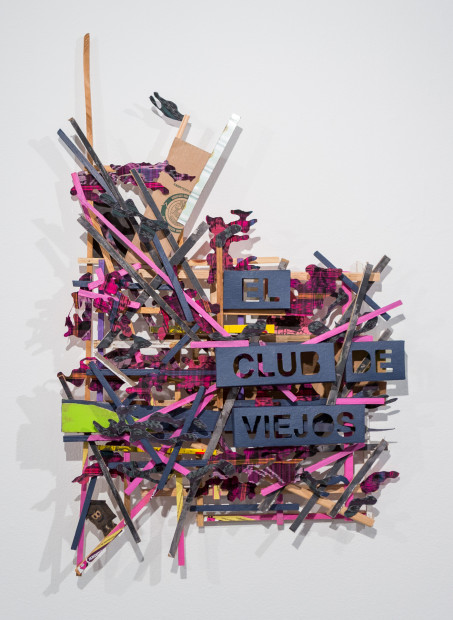 Giovanni Valderas, A perennial package, 2020, 2020