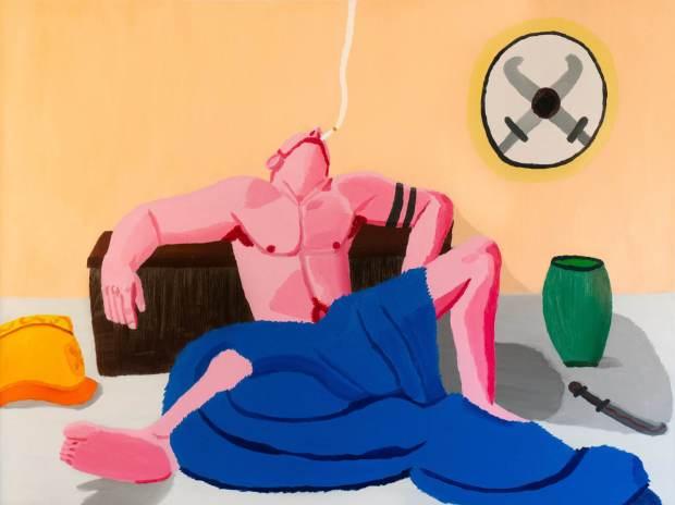 Matthew Weimer, Untitled, 2020