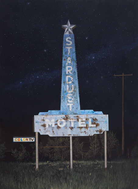 Daniel Blagg, Stardust Motel, 2015
