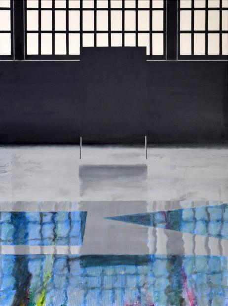 Daniel Brents, Levitating Chair, 2017