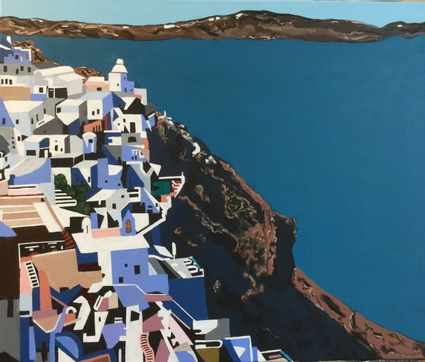 Donald Matheson, The Caldera, 2018