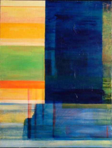 Joachim Kersten, Blue Journey #1, 2008