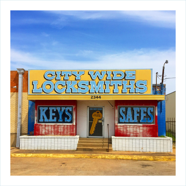 William Greiner, City Wide Locksmiths, Dallas TX, 2017