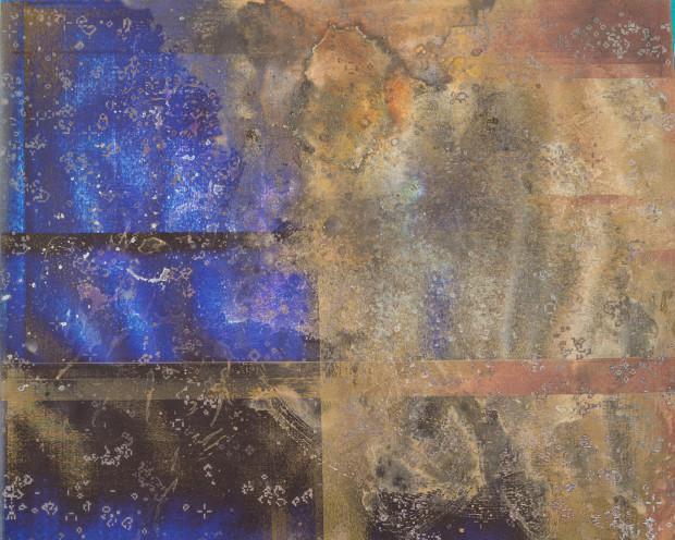 David Janesko, Abiogenesis Untitled 2, 2017
