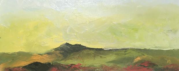 Julie England, Landscape 61, 2016