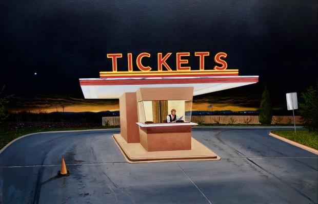 Daniel Blagg, Tickets, 2020