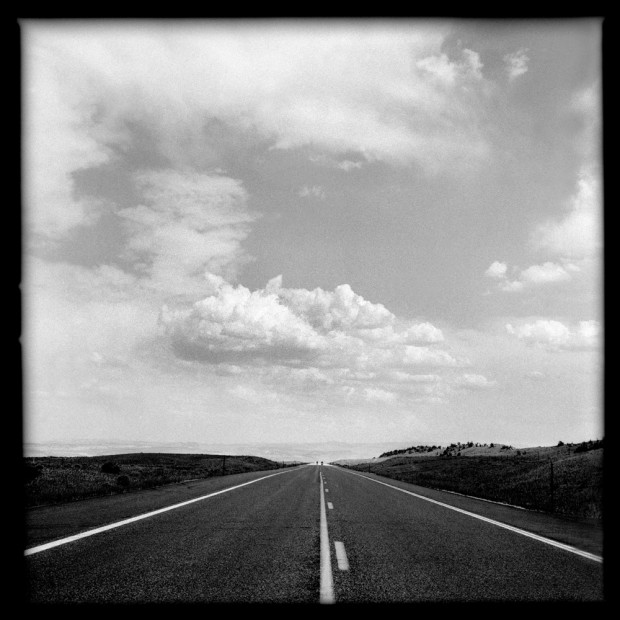 Jill Johnson, Chinati Sky - Pinto Canyon Road near Marfa, TX