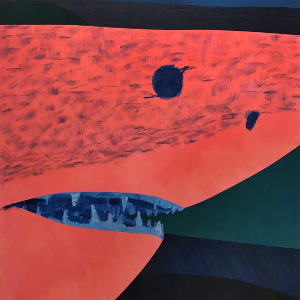 Gao Hang, Shark VII , 2017