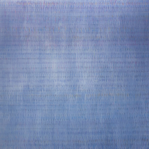 Jeffery Poole, Blue Gate, 2019