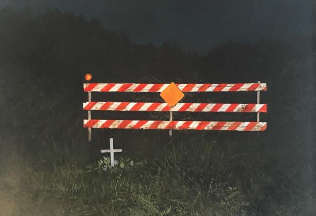 Daniel Blagg, Dead End, 2016