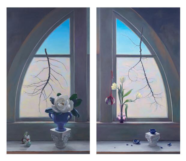 Carol Ivey, Fragile Spring, 2013