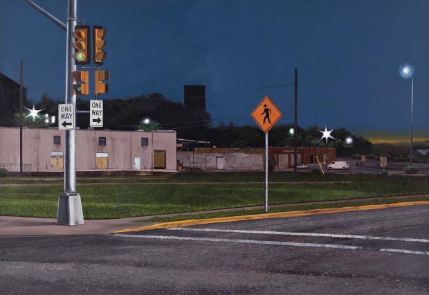 Daniel Blagg, Night Walker, 2010