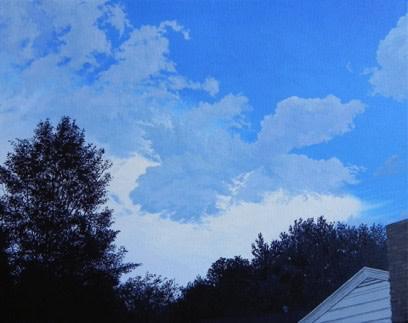 Pat Gabriel, Neighborhood Sky 1