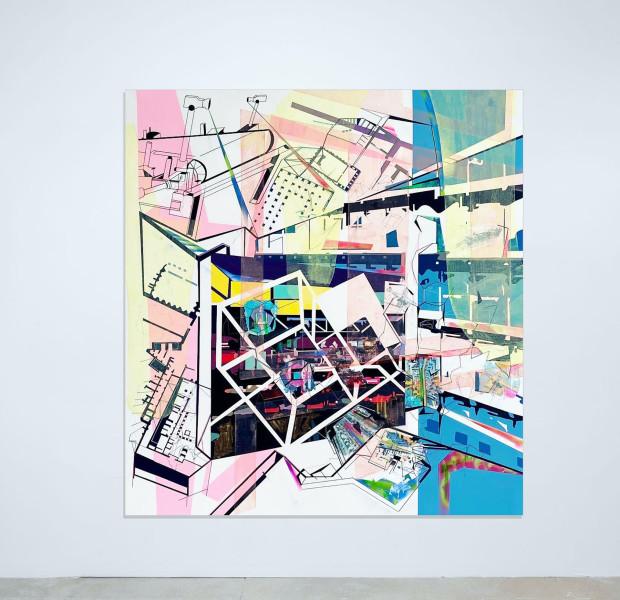 Emilie Duval, White Cubes, 2020