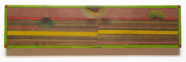 Danville Chadbourne, Geomantic Visions - Fracture, 2015