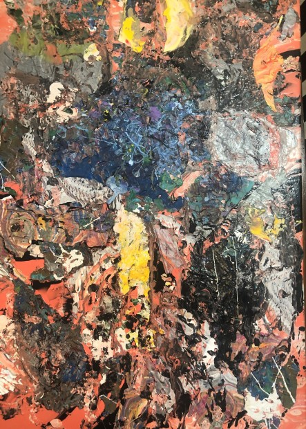 Marcie Belle Broussard-Reed, Hidden Freedom, 2020