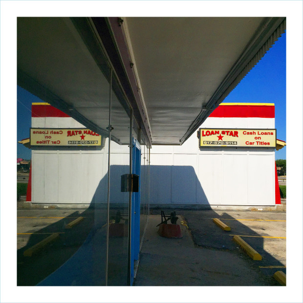 William Greiner, Loan Star Cash Loans, Fort Worth TX, 2018