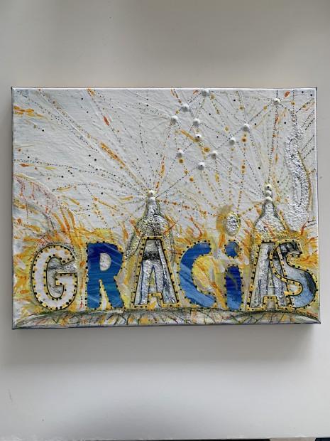 Walter Marquez, Gracias ( Thank You ), 2020