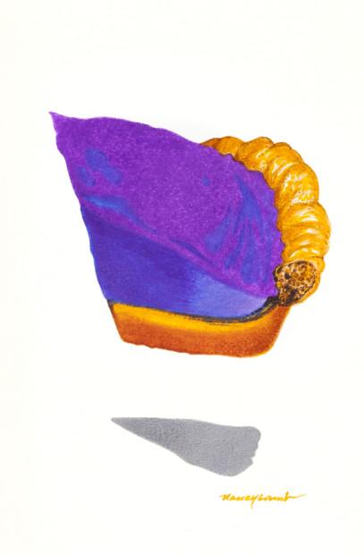 Nancy Lamb, Grape Cream, 2020