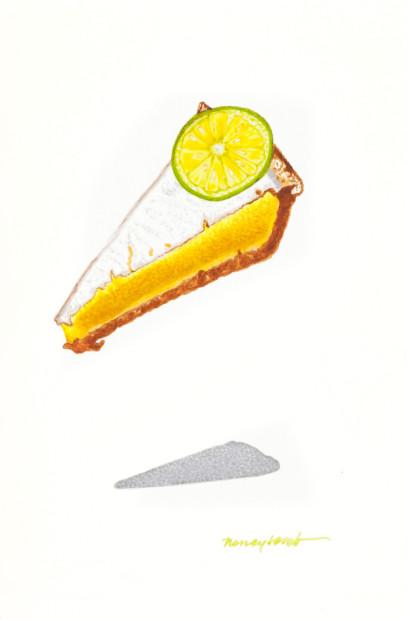Nancy Lamb, Key Lime Lime, 2020