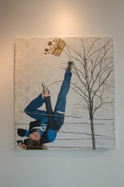 Lori Giesler, Retelling in Small Print, 2020