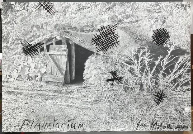 Jim Malone, Planetarium, 2020