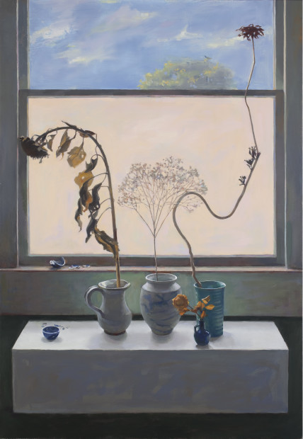 Carol Ivey, Gathered and Arranged, 2015