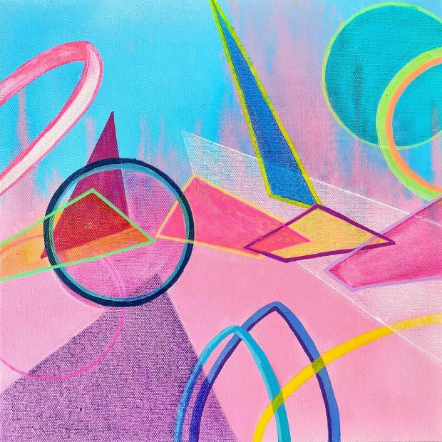 Bree Smith, Fractals No.2, 2020