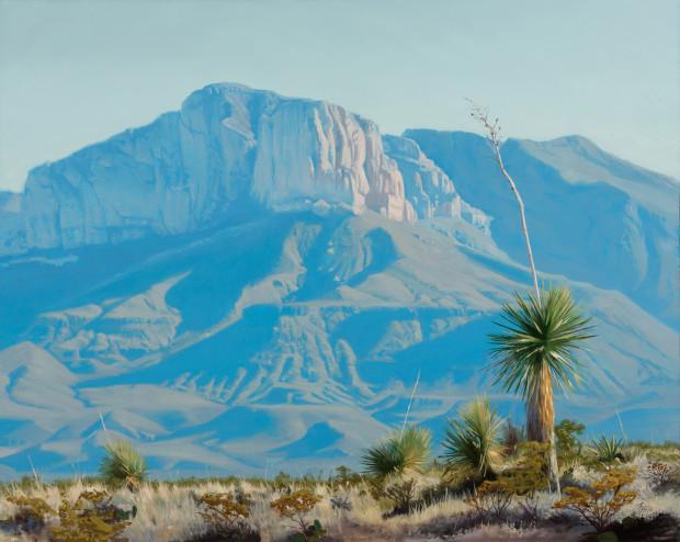Dennis Farris, Guadalupe Peak & El Capitan
