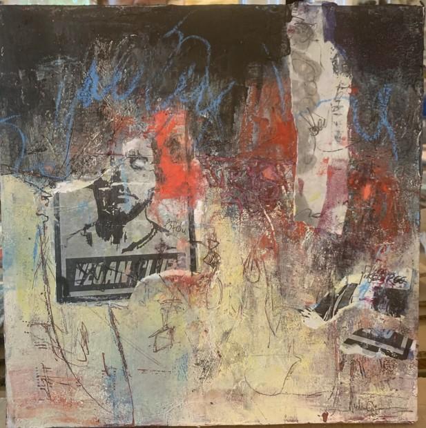 Helen Comeau-Neller, Paris Graffiti, 2020