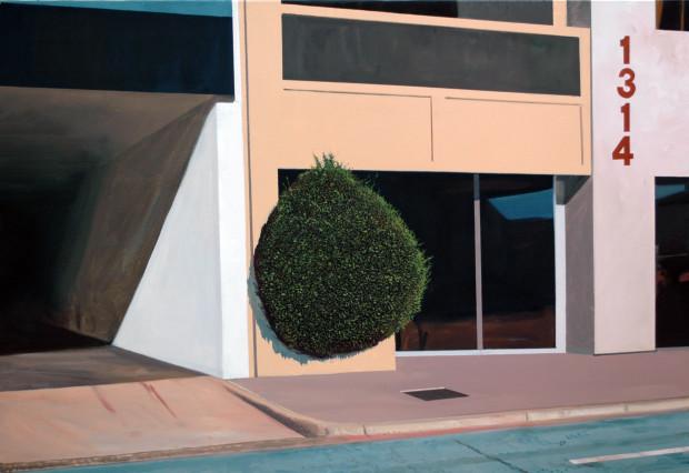 Daniel Blagg, Corporate Shrub, 2008