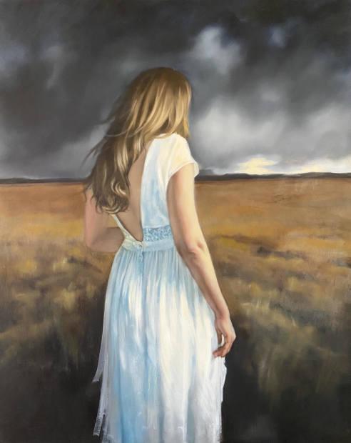 Emily Morris, Light Through the Storm, 2020