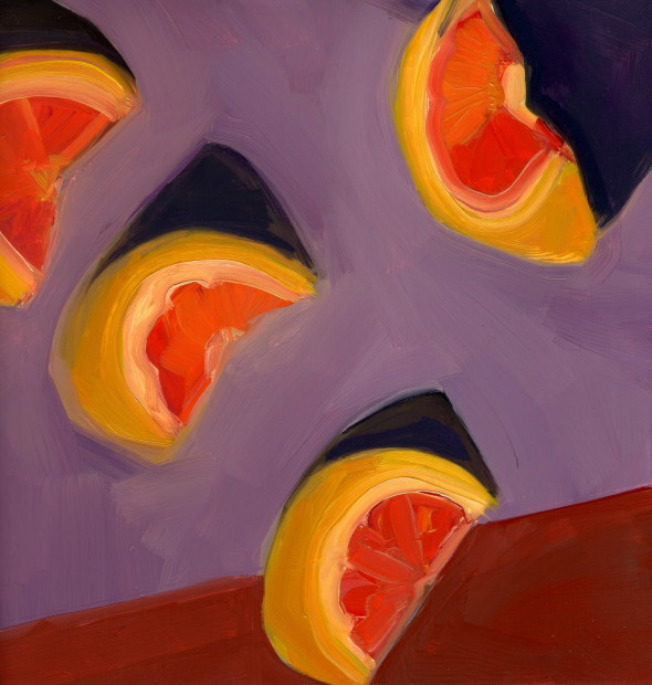 Sarah Theobald-Hall, Slices III, 2020