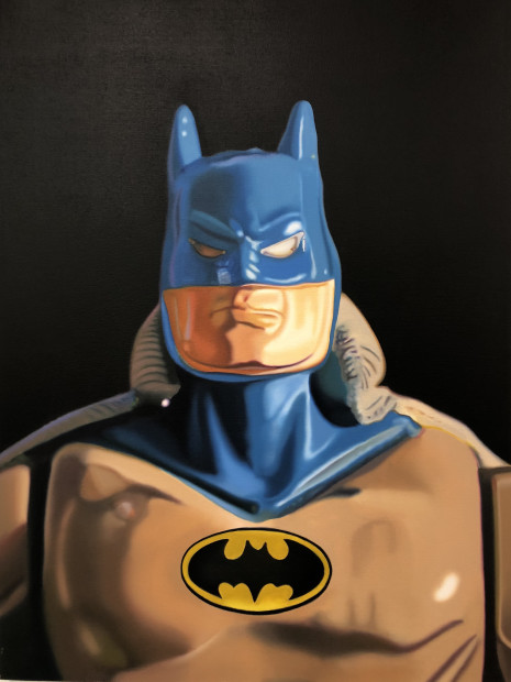 John Hartley, Batman, 2010