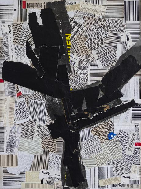 Glen Gauthier, Black Flag, 2020