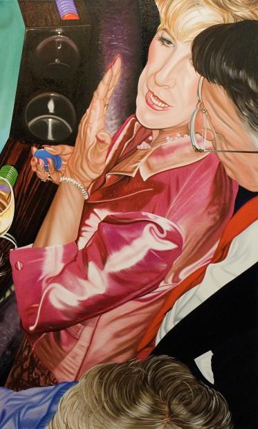 Nancy Lamb, Secret Bid, 2013