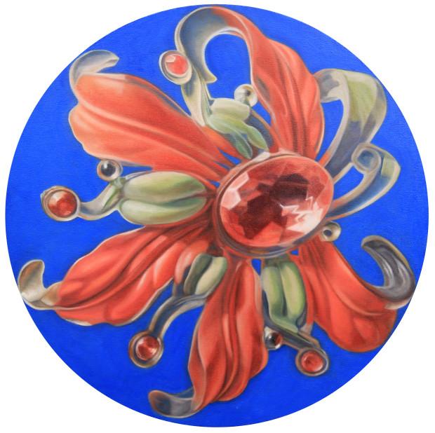Ann Ekstrom, Poinsettia