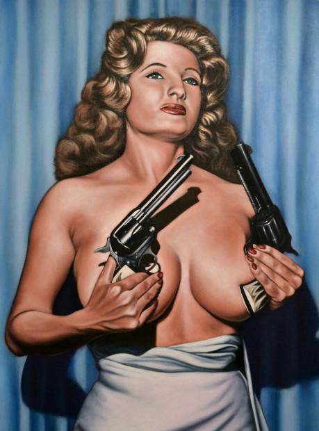 Sam Swihart, Guns Blazing, 2020