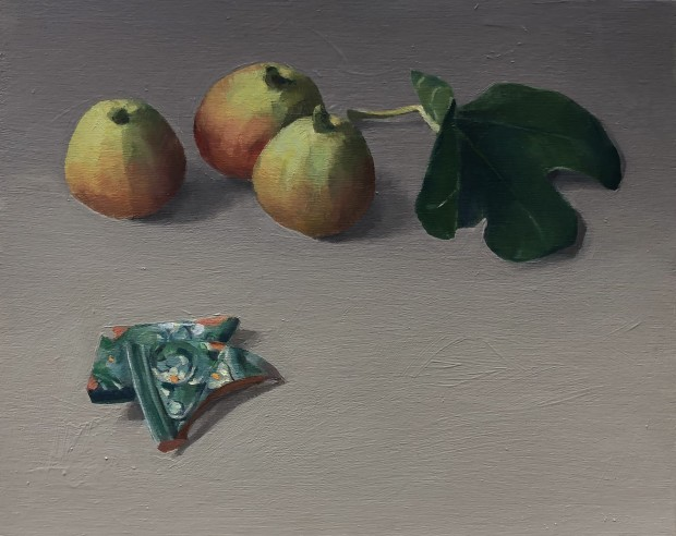 Carol Ivey, Figs & Fragments (MAK's Morocco, 2020