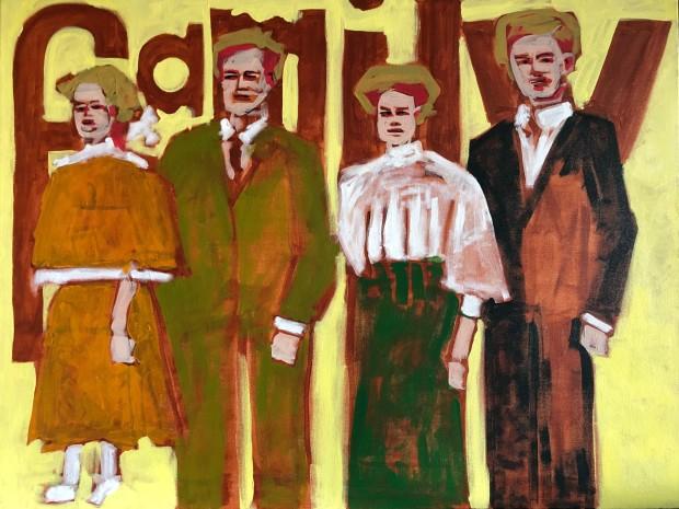 MARIANNE HOWARD, Family, 2020