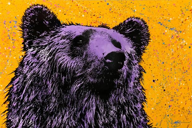 Greg Westfall, Bear, 2020