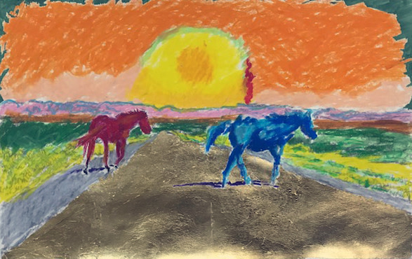 Jim Malone, Road to Heaven, 2017