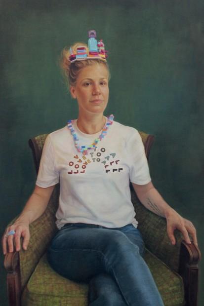 Natalie Campbell, LEGO queen, 2020