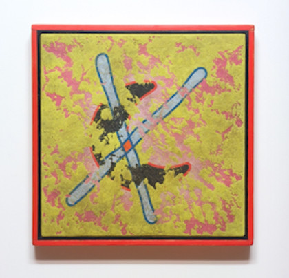 Danville Chadbourne, METICULOUS COINCIDENCE, 2015