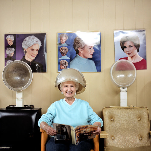 Jill Johnson, Nana, Muleshoe, Texas, 2009, 2009