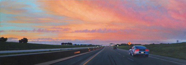 Pat Gabriel, Texas Highway I-35N, 2015